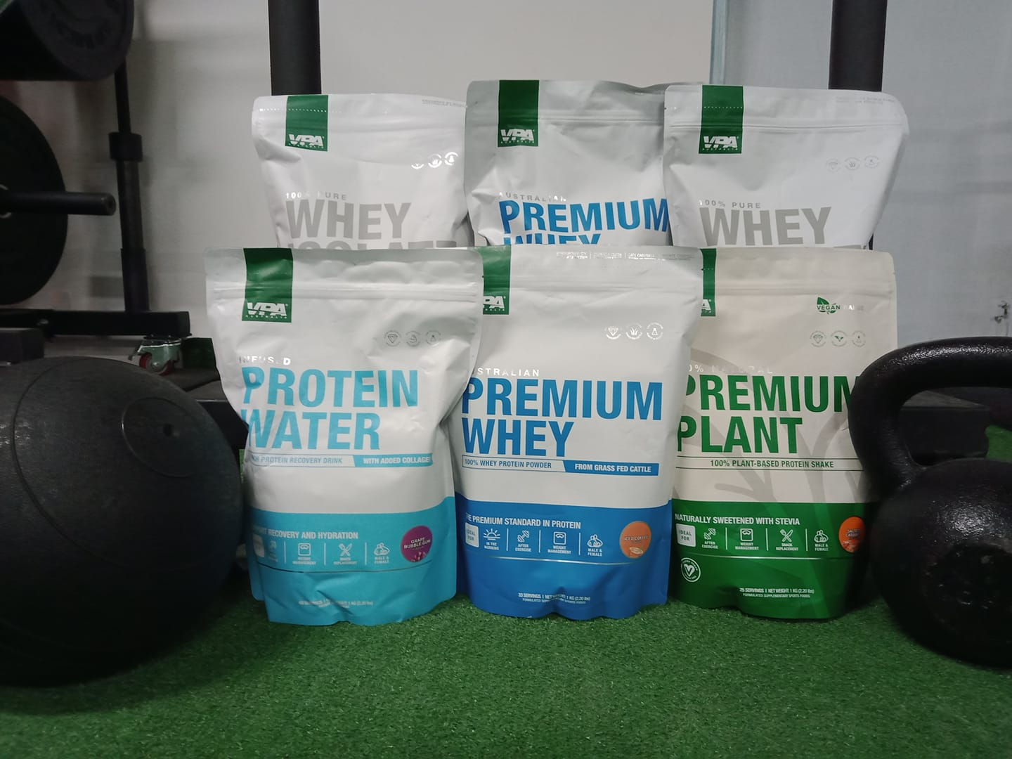 Want to win some protein?