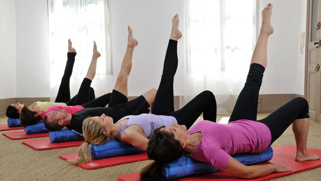 Yoga classes in Bray Park